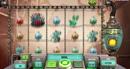 EggOmatic UK Casino Games