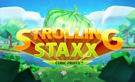 Strolling Staxx: Cubic Fruits UK Casino Games