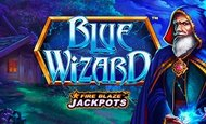 Blue Wizard playtech slot