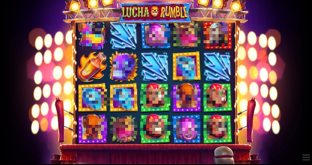 Lucha Rumble Casino Games