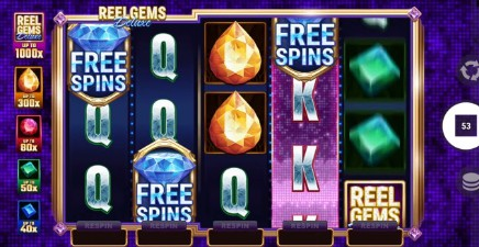 Reel Gems Deluxe Casino Games